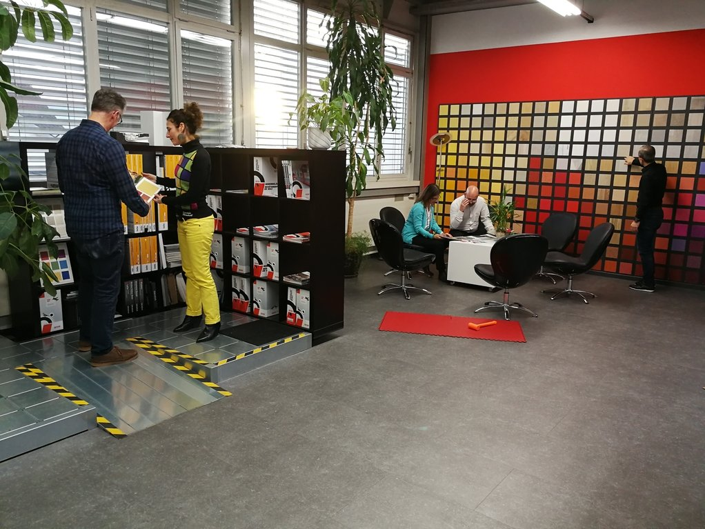 FEAG FLOORING - Showroom 2
